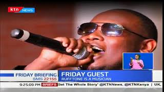 Gospel artist Rufftone speaks about new song-Sirudi Misri