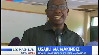 Usajili wa wakimbizi unaendelea katika kaunti ya Garissa