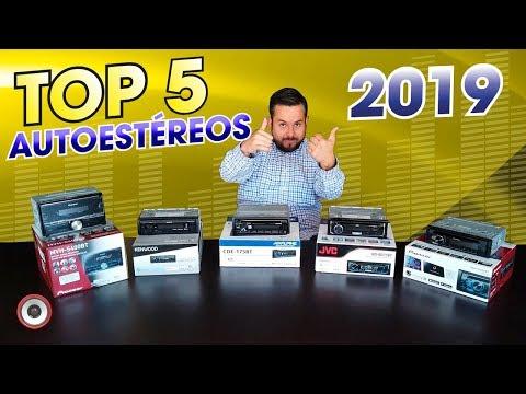 TOP 5: los mejores autoestéreos para tu carro 2019   AudioOnline