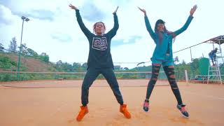 """ROLEX"" AFRO-VERSION (DANCE VIDEO) BY JOJO BREEZY AND ALBINA SYDNEY"