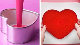 My Favorite Heart Cake Recipes   Top Yummy Chocolate Cake Decorating Ideas   Tasty Plus