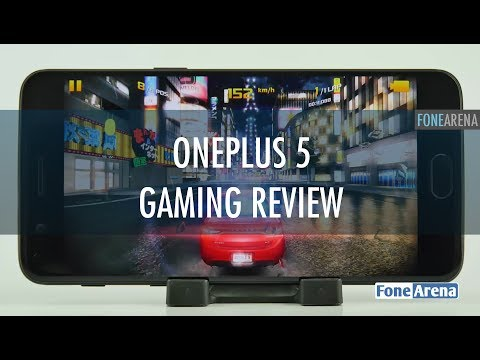 OnePlus 5 Gaming Review - With Temperature and Battery Check