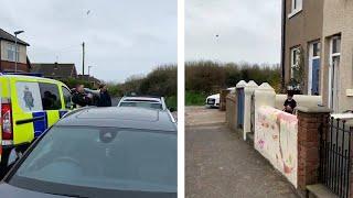 video: Watch: Police surprise birthday boy in Cumbria