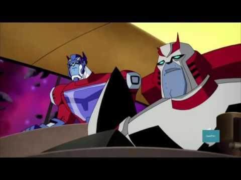 Transformers Animated:Megatron Descubre el AllSpark (SOUNDTRACK G1)