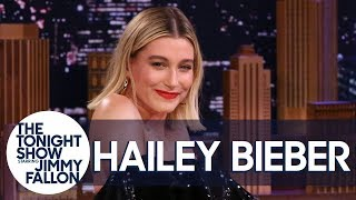 Hailey Bieber Reveals a Beer Bottle Party Trick Led to Justin Bieber Marrying Her