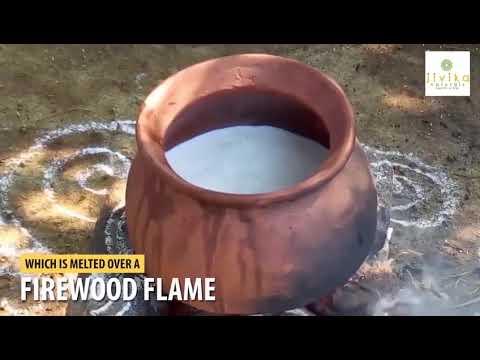 Vedic Hand Churned Bilona GIR Cow Ghee