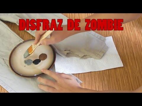 Como Hacer un Disfraz de Zombie