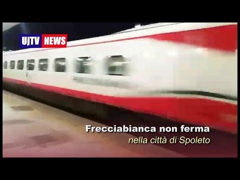 Freccia Bianca non ferma a Spoleto