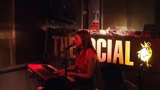 Gabrielle Aplin   My Mistake (live) The Social 250319