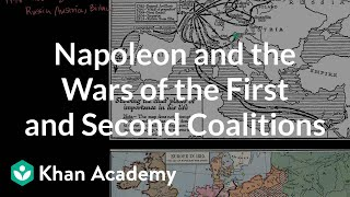 Napoleon and the Wars of the First and Second Coalitions