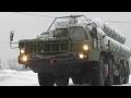 Пятый полк с ЗРК С-400 заступил на дежурство в Подмосковье