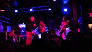 Church of Misery - Killfornia (Ed Kemper) live @ The Ottobar - 11/14/13