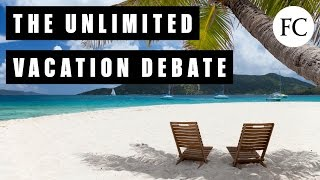 Which Works Better: Unlimited Vacation Or Mandatory Time Off?