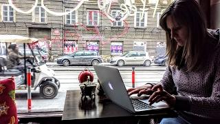 Вакансии для женщин в Познани и Кракове.