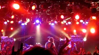 Exhumed Live in Japan - Open The Abscess