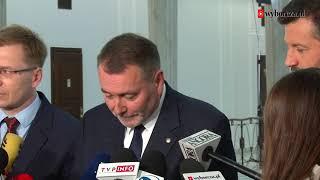 Były prezes PFN ucieka pod wpływem niewygodnych pytań.