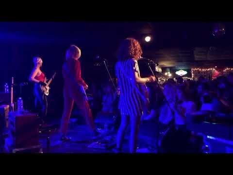 The Regrettes Live at Bottleneck Lawrence KS 12/16/17 pt 3