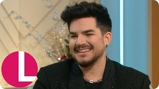 Adam Lambert On Making Cher Cry With His Cover Of Believe | Lorraine