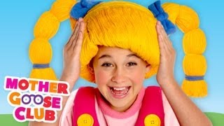 Head, Shoulders, Knees And Toes   Mother Goose Club Phonics Songs