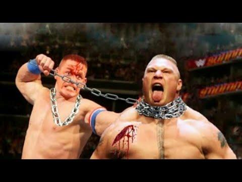 John Cena Vs Brock lesnar Gagland Punjabi song 2017 wwe
