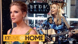 Why Taylor Swift Fans Think This 'Friends' Moment Inspired 'Betty' | ET Live @ Home