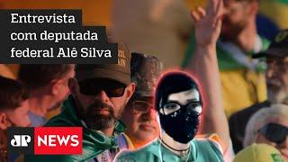 Oposição viu que o presidente ainda tem força junto ao povo, diz deputada Alê Silva