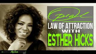 Oprah Esther Abraham Hicks Interview Law Of Attraction The Secret