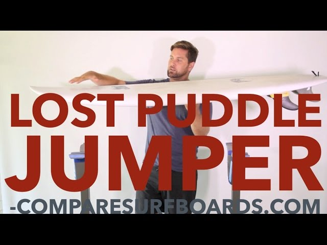 Lost Surfboards Puddle Jumper Review (BRAND NEW) no.112 | Compare Surfboards