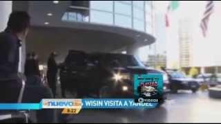 Wisin Visita A Yandel En El Hospital
