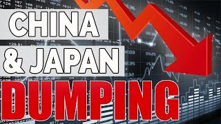 China & Japan Selling US Debt (Guess whos buying?)