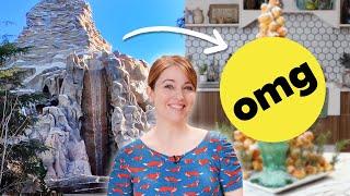 Can I Make A Disney Ride Into A Cream Puff Tower?