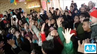 Novogodišnji praznici u Prihvatnom centru Adaševci