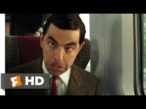 Mr. Bean's Holiday (2/10) Movie CLIP - Funny Faces (2007) HD