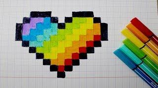 Pixel Art Kawaii Facile