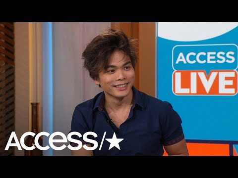 'America's Got Talent's' Incredible Magician Shin Lim Dishes On His Road To The Finals! | Access