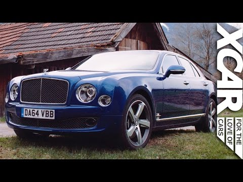 Bentley Mulsanne Speed: Going Fast In Style