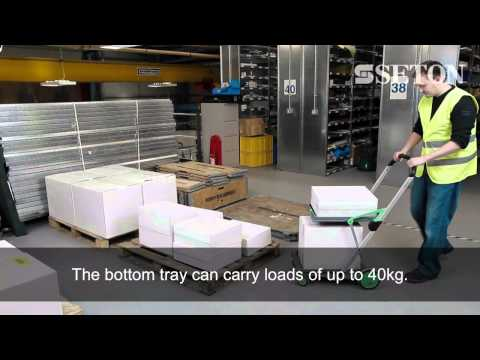 Clever Folding Trolley - Seton