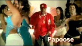 DJ KaySlay & DJ GregStreet ft Bun-B, Papoose & Shaquille - Can't stop the rain (remix)