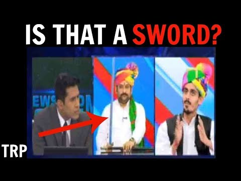 5 Absurd Indian News Channel Moments That Baffled Everyone!