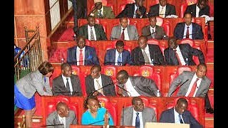 Some MP's are yet to speak in Parliament