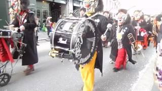 スイス発  ファスナハト、音楽とともに街を練り歩く!【スイス情報.com】