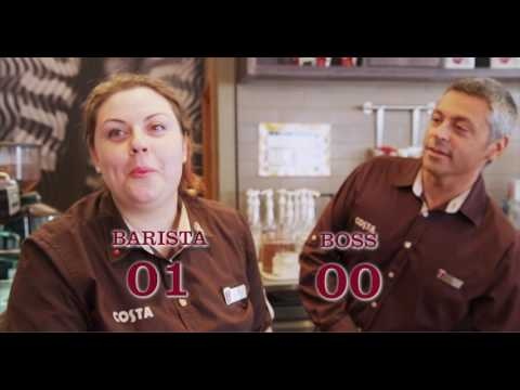 Costa - Boss v Barista