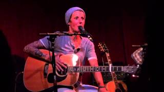 K's Choice -- If You're Not Scared - Hotel Cafe 5-4-13