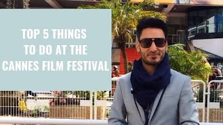 Top 5 Things To Do At The Cannes Film Festival