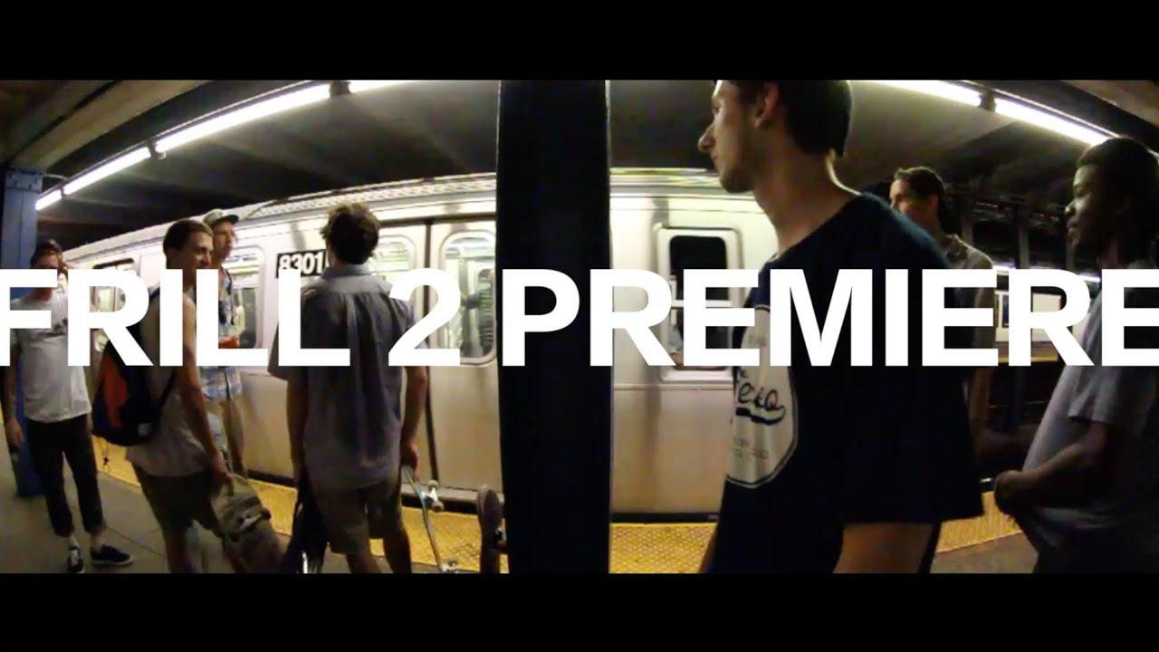 Show & Video Premiere flyer