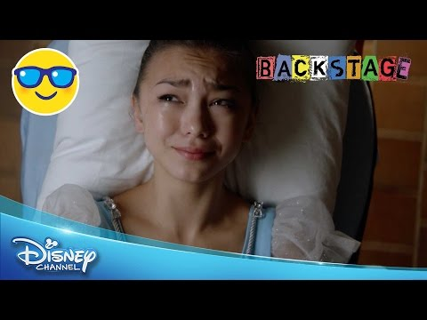 Video trailer för Backstage | The Show Goes On | Official Disney Channel UK