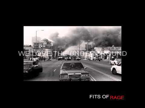 "We Love the Underground - ""Fits of Rage"" (Mouthful of Graffiti)"