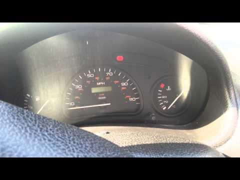 Peugeot 206 Indicator Problem (Fix in description)