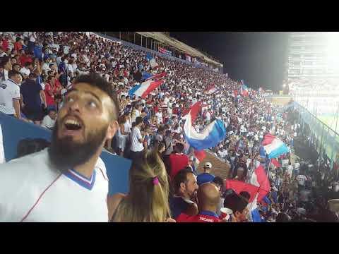 """""""LBDP PREVIA DE NACIONAL VS CHAPECOENSE 07/02/18"""" Barra: La Banda del Parque • Club: Nacional"""