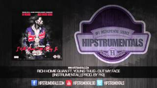 Rich Homie Quan Ft. Young Thug - Get TF Out My Face [Instrumental] (Prod. By Fki) + DOWNLOAD LINK